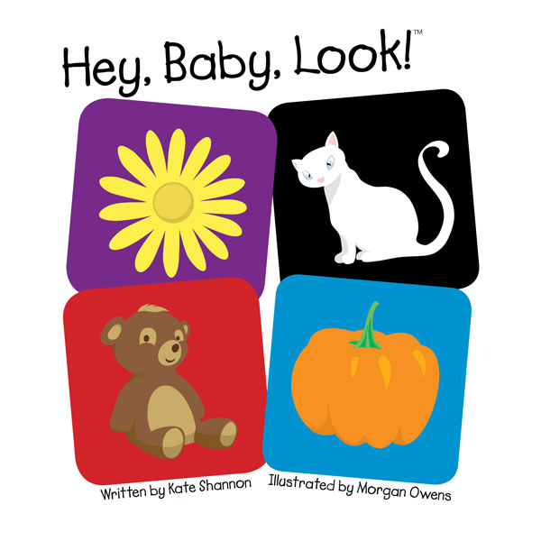 Hey, Baby, Look! Cover