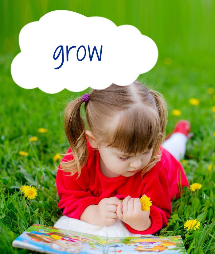Grow Blue Dream Books